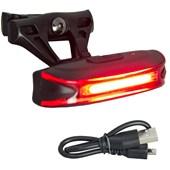 Lanterna para Bike Traseira Absolute Recarregável JY-6018T
