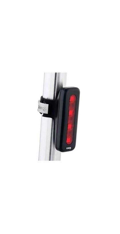 Lanterna para Bike Traseira Knog Blinder 4V Pulse Preta