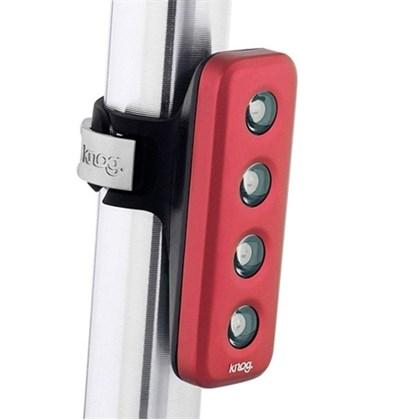 Lanterna para Bike Traseira Knog Blinder 4V Vermelha