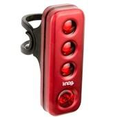 Lanterna para Bike Traseira Knog Blinder Road R70 Vermelho