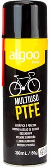 Lubrificante Spray Multiuso PTFE Algoo 300ml