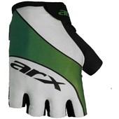 Luva Bike ARX Basic Branca Verde