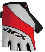 Luva Bike ARX Basic Branca Vermelha