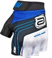 Luva Bike ASW Active Preta e Azul