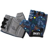 Luva Bike Infantil Skin Sports Azul