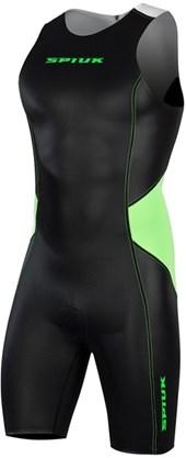 Macaquinho Para Triathlon Spiuk Elite Masculino
