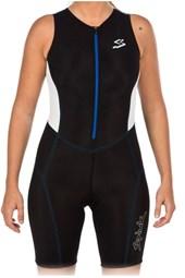 Macaquinho Para Triathlon Spiuk Race Feminino
