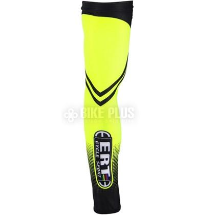 Manguito Ciclismo ERT Neon
