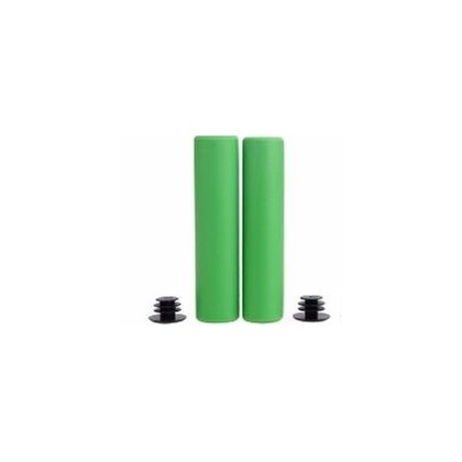 Manopla Bike High One Silicone Verde