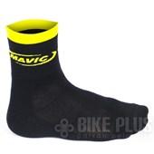 Meia Ciclismo Mavic Amarela e Preta