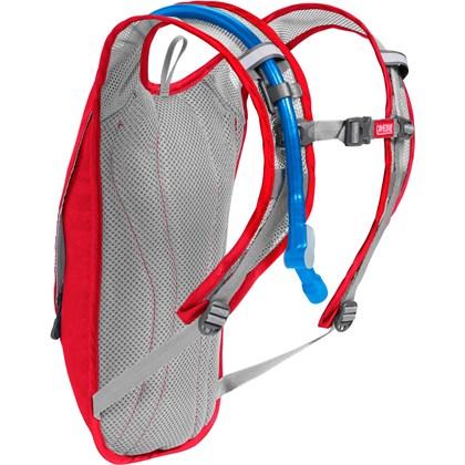 Mochila de hidratação Camelbak Hydrobak 1,5 L - vermelho