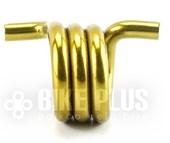 Mola Pedal Crank Brothers Dourada Egg Beater 11 e Candy 11