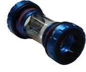 Movimento central First Hollowtech H-TSH - Azul