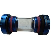 Movimento central First Hollowtech H-TSH - Azul