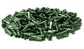 Niples 2.0 x 16mm em Alumínio Verde