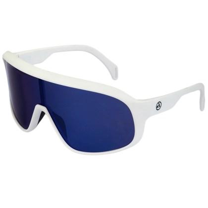 Óculos Ciclismo Absolute Nero Branco Lente Azul