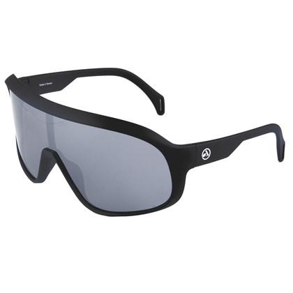 Óculos Ciclismo Absolute Nero Preto Fosco Lente Prata
