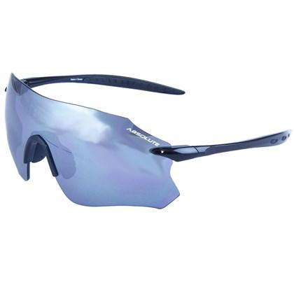 Óculos Ciclismo Absolute Prime SL Preto Lente Prata