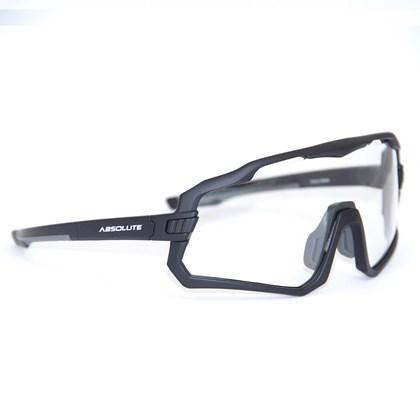 Óculos Ciclismo Absolute Wild Preto Lente Transparente