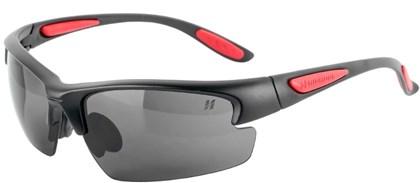 Óculos Ciclismo High One Preto e Vermelho