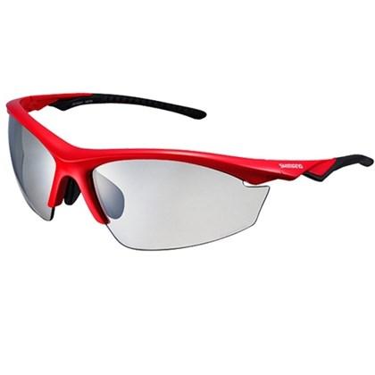 Óculos Ciclismo Shimano CE-EQX2-PH Vermelho