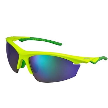 Óculos Ciclismo Shimano CE-EQX2-PL Neon