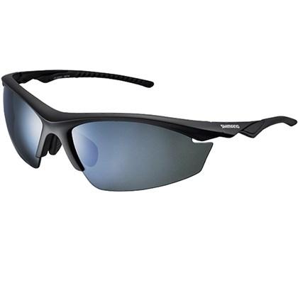 Óculos Ciclismo Shimano CE-EQX2-PL Preto Fosco