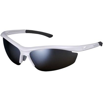 Óculos Ciclismo Shimano CE-S20R Branco Metálico