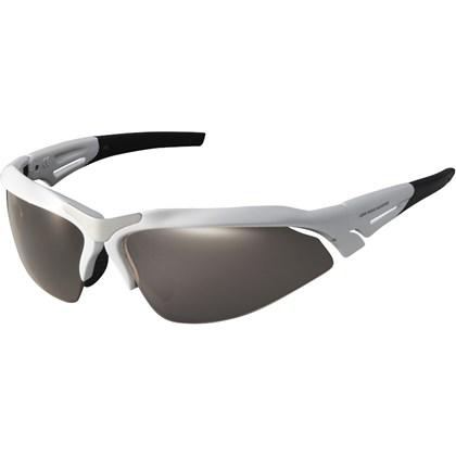 Óculos Ciclismo Shimano CE-S60R-PH Branco Metálico