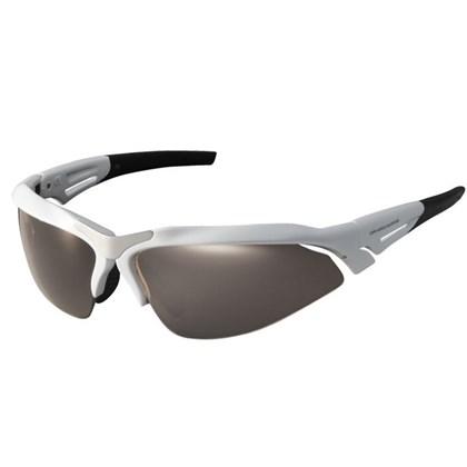 Óculos Ciclismo Shimano CE-S60R-PL Branco Metálico
