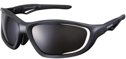 Óculos ciclismo Shimano CE-S60X-PL Preto fosco
