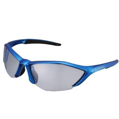 Óculos Ciclismo Shimano CE-S61R PH Azul Metálico