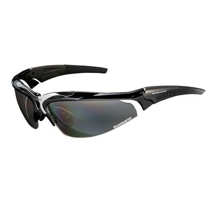 066bea0c8a657 Óculos Ciclismo Shimano CE-S70R Preto metálico - Bike Plus