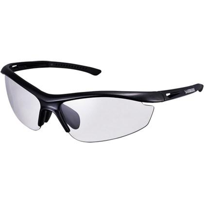 Óculos Ciclismo Shimano S20R-PH Preto Metálico