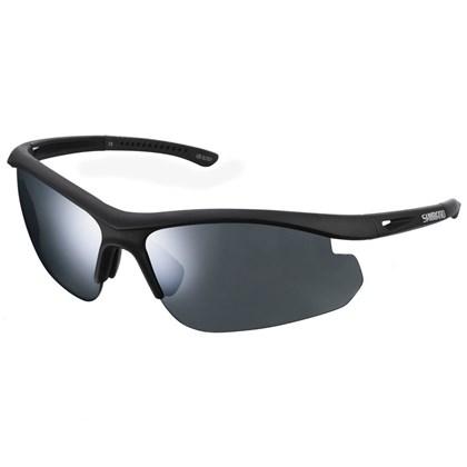 Óculos Ciclismo Shimano Solstice Preto Fosco