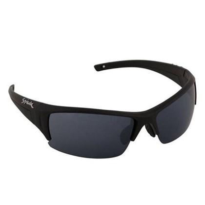Óculos Ciclismo Spiuk Binomio Lente Fumê Armação Preta