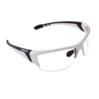 Óculos Ciclismo Spiuk Binomio Lumiris II Fotocromatico Aramção Branca e  Preta 1ffd9a84b4