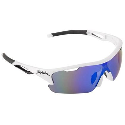 Óculos Ciclismo Spiuk Jifter Armação Branca e Preta