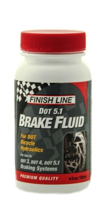 Óleo Dot 5.1 Finish Line para freio 120 ml