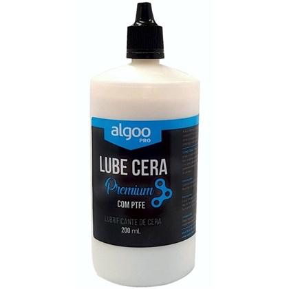 Óleo Lubrificante Algoo Lube Cera Premium com PTFE 200ml