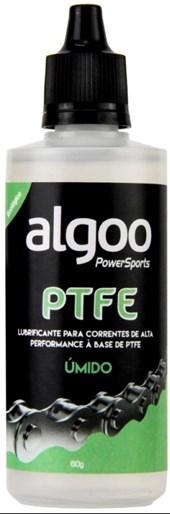 Óleo Lubrificante Algoo PTFE Úmido 60ml