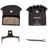 Pastilha de Freio Bike Shimano Deore/XT/SLX/Alfine Ice Tech J02A