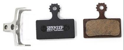 Pastilha de freio Xtop Shimano XP-635