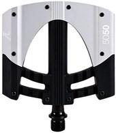 Pedal MTB Crank Brothers 5050 2 Preto e Prata