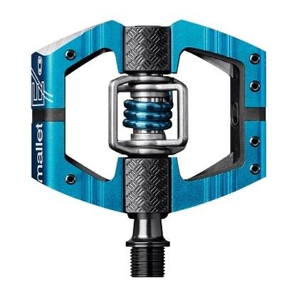 Pedal MTB Crank Brothers Mallet E Azul