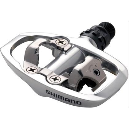 Pedal MTB Shimano PD-A520 Prata