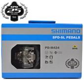 Pedal MTB Shimano PD-M424 Preto