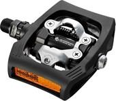 Pedal MTB Shimano Plataforma PD-T400 Preto