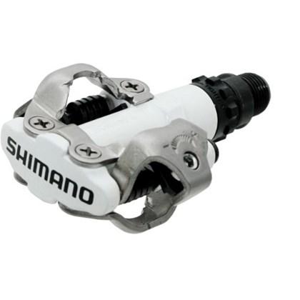 Pedal MTB Shimano SPD PD-M520 Branco