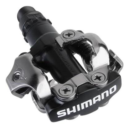 Pedal MTB Shimano SPD PD-M520 Preto